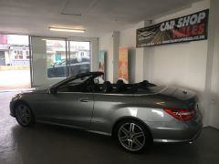 MERCEDES E-CLASS E250 CDI BLUEEFFICIENCY SPORT CONVERTIBLE - 1144 - 4