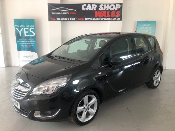 Used VAUXHALL MERIVA in Newport, South Wales for sale