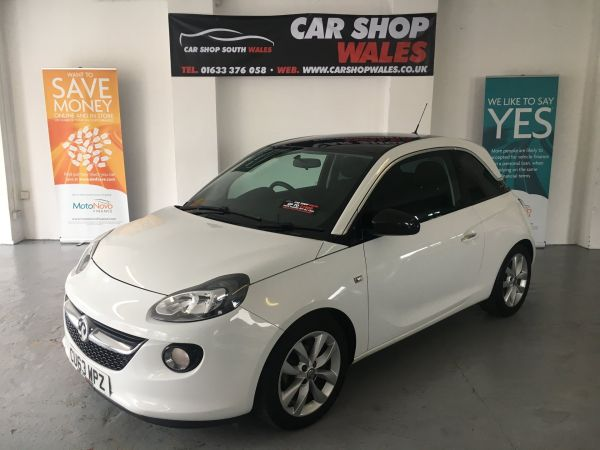 Used VAUXHALL ADAM in Newport, South Wales for sale