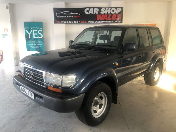 Used TOYOTA LAND CRUISER AMAZON in Newport, South Wales for sale