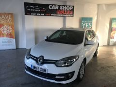 RENAULT MEGANE 1.5 DCI EXPRESSION PLUS ENERGY S/S - 1250 - 2