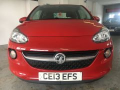VAUXHALL ADAM 1.2 JAM **One Owner With Full Service History** - 1297 - 10