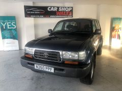 TOYOTA LAND CRUISER AMAZON 4.2, 24V GS **Only 2 Owners With 103067 Miles & F S H** - 1361 - 2