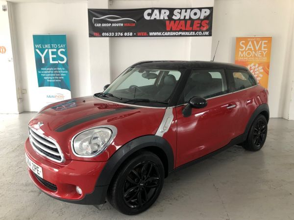Used MINI PACEMAN in Newport, South Wales for sale