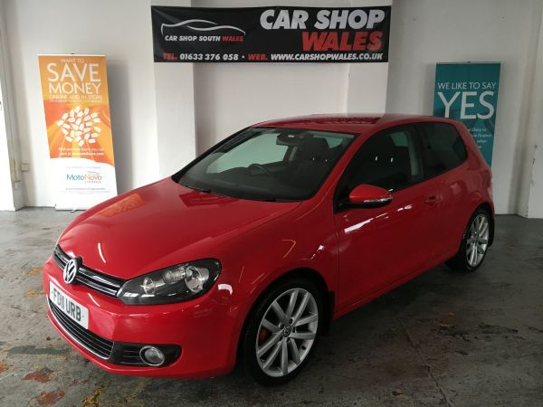Used VOLKSWAGEN GOLF in Newport, South Wales for sale