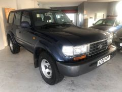TOYOTA LAND CRUISER AMAZON 4.2, 24V GS **Only 2 Owners With 103067 Miles & F S H** - 1361 - 4