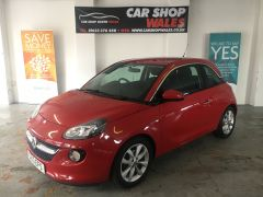 VAUXHALL ADAM 1.2 JAM **One Owner With Full Service History** - 1297 - 1