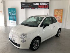 FIAT 500 1.2 POP **£30 Road Tax** - 1338 - 1
