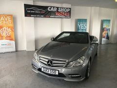 MERCEDES E-CLASS E250 CDI BLUEEFFICIENCY SPORT CONVERTIBLE - 1144 - 2