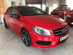 MERCEDES A-CLASS A200 1.8 CDI BLUEEFFICIENCY AMG SPORT - 1391 - 9