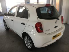 NISSAN MICRA 1.2 VIBE **ONLY 26603 MILES** - 1222 - 8