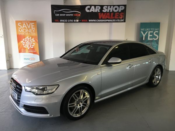 Used AUDI A6 in Newport, South Wales for sale