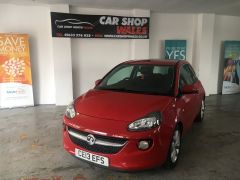 VAUXHALL ADAM 1.2 JAM **One Owner With Full Service History** - 1297 - 2