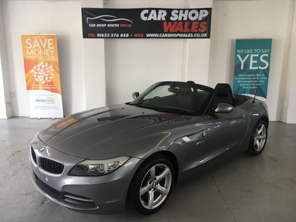 Used BMW Z4 in Newport, South Wales for sale