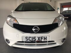 NISSAN NOTE 1.2 ACENTA **Only 32533 Miles** - 1082 - 9