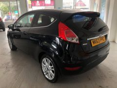 FORD FIESTA 1.0 ZETEC **£0 ROAD TAX** - 1340 - 7