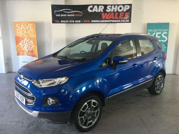 Used FORD ECOSPORT in Newport, South Wales for sale
