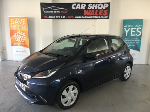 Used TOYOTA AYGO in Newport, South Wales for sale