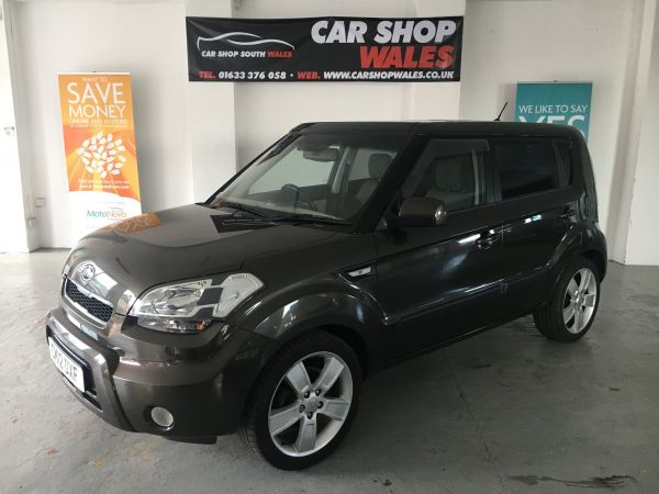 Used KIA SOUL in Newport, South Wales for sale
