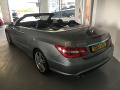 MERCEDES E-CLASS E250 CDI BLUEEFFICIENCY SPORT CONVERTIBLE - 1144 - 6
