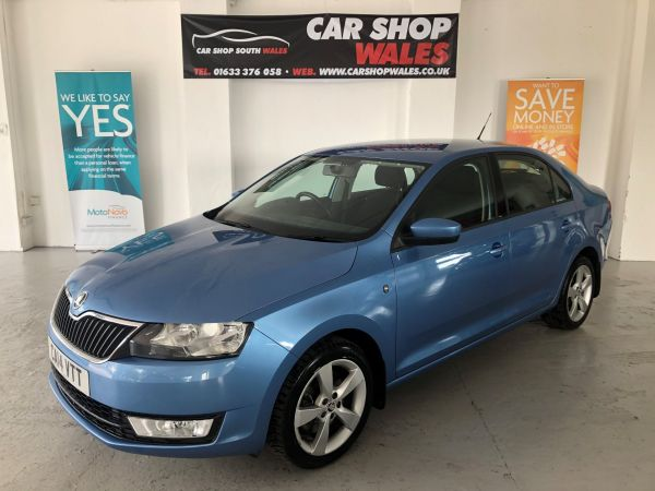 Used SKODA RAPID in Newport, South Wales for sale