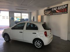 NISSAN MICRA 1.2 VIBE **ONLY 26603 MILES** - 1222 - 9