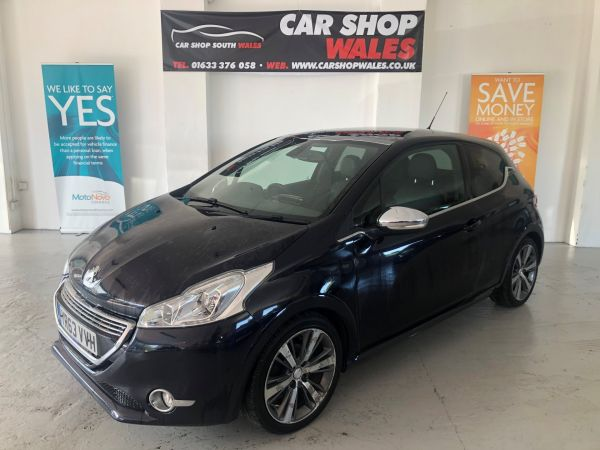 Used PEUGEOT 208 in Newport, South Wales for sale