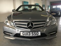 MERCEDES E-CLASS E250 CDI BLUEEFFICIENCY SPORT CONVERTIBLE - 1144 - 10