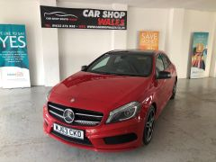 MERCEDES A-CLASS A200 1.8 CDI BLUEEFFICIENCY AMG SPORT - 1391 - 2