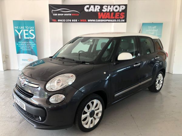 Used FIAT 500L MPW in Newport, South Wales for sale