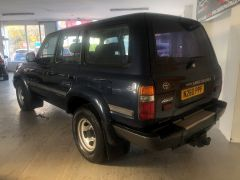 TOYOTA LAND CRUISER AMAZON 4.2, 24V GS **Only 2 Owners With 103067 Miles & F S H** - 1361 - 5