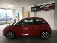 VAUXHALL ADAM 1.2 JAM **One Owner With Full Service History** - 1297 - 4
