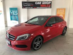 MERCEDES A-CLASS A200 1.8 CDI BLUEEFFICIENCY AMG SPORT - 1391 - 1