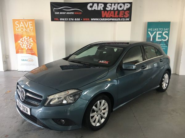 Used MERCEDES A-CLASS in Newport, South Wales for sale