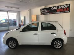 NISSAN MICRA 1.2 VIBE **ONLY 26603 MILES** - 1222 - 4