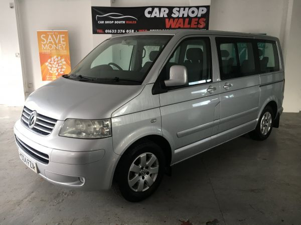 Used VOLKSWAGEN CARAVELLE in Newport, South Wales for sale