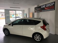 NISSAN NOTE 1.2 ACENTA **Only 32533 Miles** - 1082 - 12