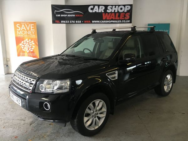 Used LAND ROVER FREELANDER in Newport, South Wales for sale