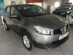 NISSAN QASHQAI 1.6 DCI VISIA IS S/S - 1161 - 5