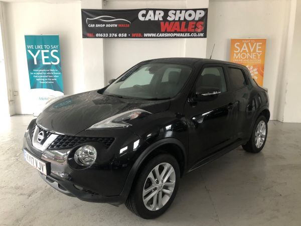 Used NISSAN JUKE in Newport, South Wales for sale