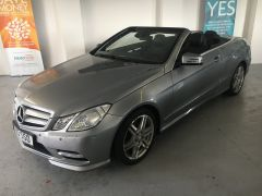 MERCEDES E-CLASS E250 CDI BLUEEFFICIENCY SPORT CONVERTIBLE - 1144 - 12