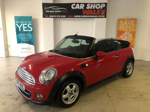 Used MINI CONVERTIBLE in Newport, South Wales for sale