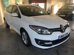 RENAULT MEGANE 1.5 DCI EXPRESSION PLUS ENERGY S/S - 1250 - 5