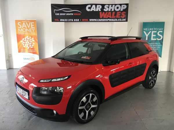 Used CITROEN C4 CACTUS in Newport, South Wales for sale