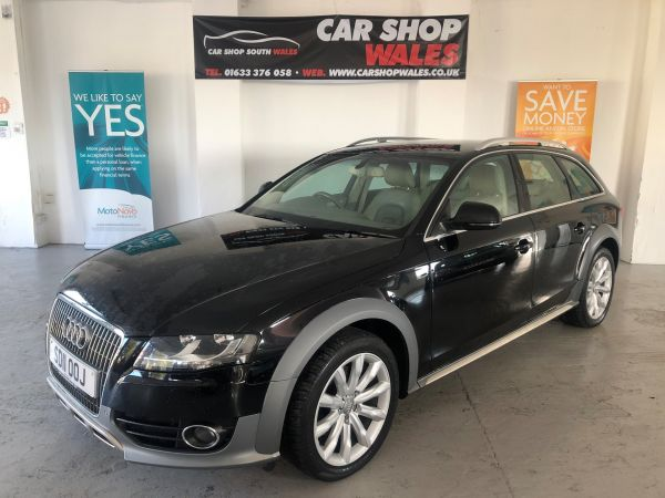 Used AUDI A4 in Newport, South Wales for sale