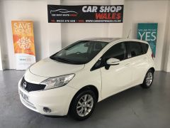 NISSAN NOTE 1.2 ACENTA **Only 32533 Miles** - 1082 - 1