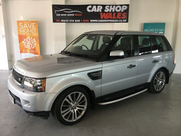 Used LAND ROVER RANGE ROVER SPORT in Newport, South Wales for sale