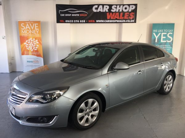 Used VAUXHALL INSIGNIA in Newport, South Wales for sale