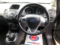 FORD FIESTA 1.0 ZETEC **£0 ROAD TAX** - 1340 - 15