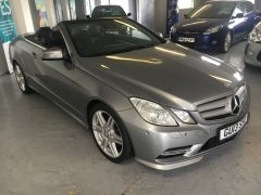 MERCEDES E-CLASS E250 CDI BLUEEFFICIENCY SPORT CONVERTIBLE - 1144 - 5